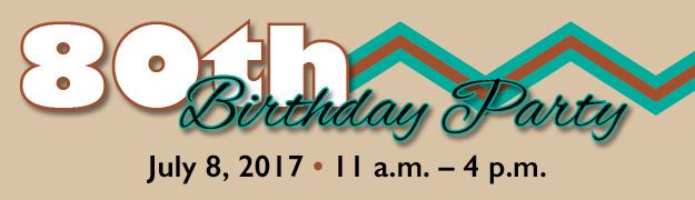 80th Birthday Party