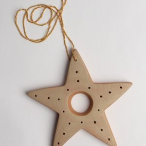 Clay Star by Linda Cain