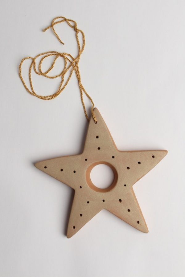 Clay Star by Linda Cain
