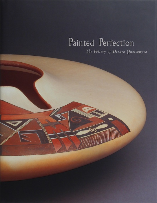 Painted Perfection: the Pottery of Dextra Quotskuvya