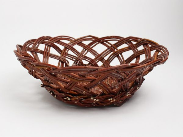 Willow Basket by Carlos Herrera