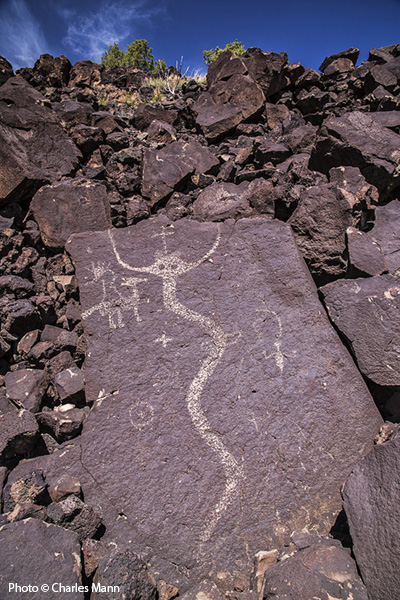 Petroglyphs, also known as Rock Art, are ancient symbols left on the faces of stones throughout the American Southwest by Native Americans peoples of unknown origin.