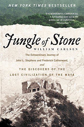Jungle of Stone Book Cover