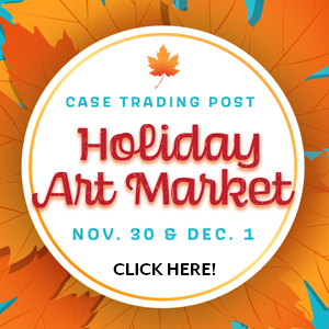 Holiday Market Button, Link to More Info