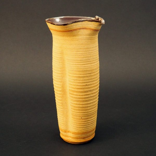 Large Pitcher with Corn Motif by Charles Loloma