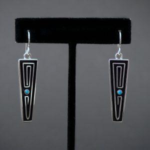 Dangle Earrings by Albert Nells