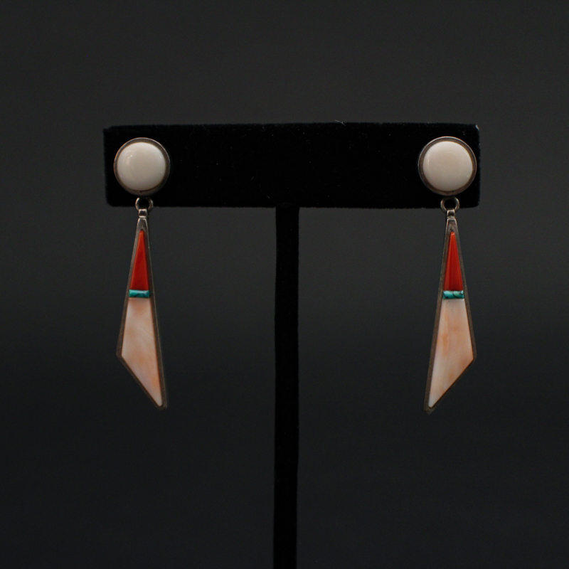 """Silver Dangles"" by Richard Chavez"