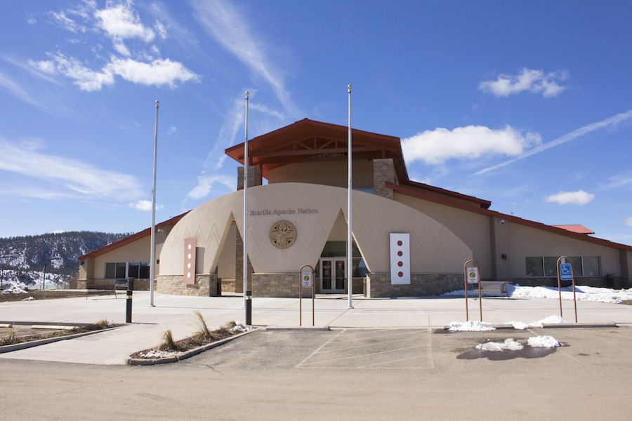 Jicarilla Apache Nation offices