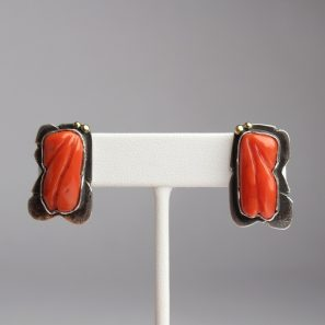 Photo of Coral Earrings
