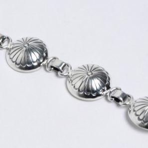 Photo of Silver Stamped Bracelet