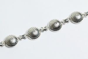 marie_yazzie_silver_stamped_bracelet_1_s