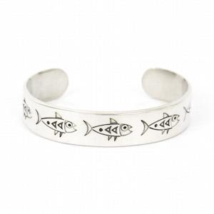 norbert_peshlakai_fishes_bracelet_1