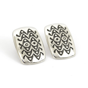 norbert_peshlakai_track_stamped_earrings_1