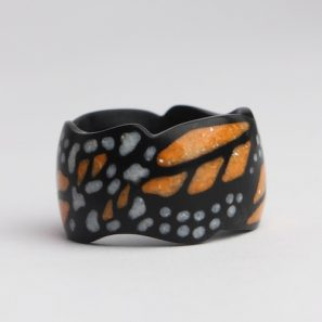Photo of Monarch Butterfly Inspired Ring